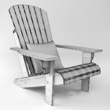 Corona Adirondack Chair 3d Models Arm Chair Adirondack Chair