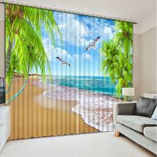 Drapes For Living Room by Online Get Cheap 3d Curtains For Living Room Aliexpress Com