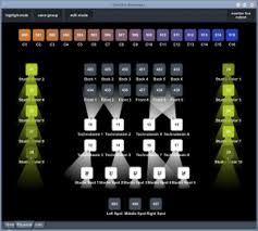 dmx lighting show automation software mac os x and pc