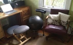 Yoga Ball Desk Chair by Standard Yoga Ball Office Chair Best Photo 36 Chair Design