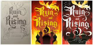 Barnes And Noble Hiring Process Guest Post Rich Deas On Designing The Grisha Trilogy Covers