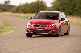 peugeot 308 gti white 2016 peugeot 308 gti road review wheels