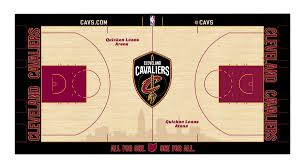 cleveland cavaliers on twitter we re excited to unveil our home court design for 2017 18 details https t co usyximmxhs allforone https t co mqbbhqw9k6