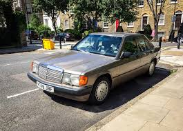 1990 mercedes benz 190e 2 6 manual 4000 london retro rides