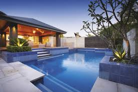 relaxing swimming pool ideas for small backyard homes latest