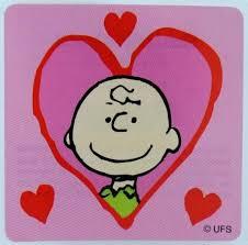 brown valentines brown s day sticker snoopn4pnuts