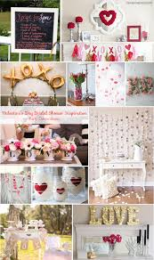 valentine u0027s day bridal shower inspiration