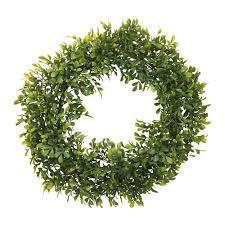 smycka artificial wreath ikea