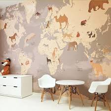 Kid Room Wallpaper by Best 20 Wallpaper For Bedroom Walls Ideas On Pinterest Murals
