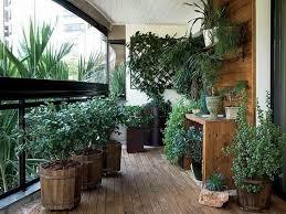 apartment balcony garden ideas privacy