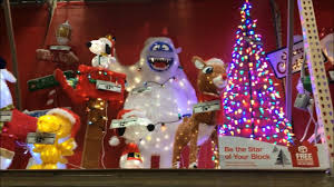 the home depot christmas house decorations and decor 2016