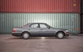 1985 lexus 1991 acura nsx and 1991 lexus ls 400 motor trend classic
