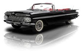 1959 classic chevrolet body colors