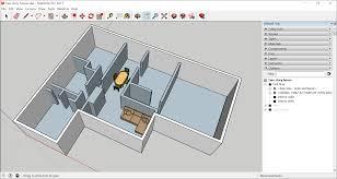 How To Make A Floor Plan In Sketchup by Working With Hierarchies In The Outliner Sketchup Knowledge Base