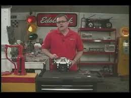 edelbrock carburetor installation and troubleshooting part 1
