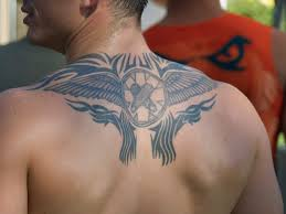 eagle back cover up tattoo design photo 3 photo pictures and