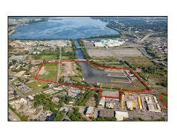 Syracuse New York Map by Inner Harbor Cor Development Company Llc