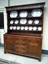 mahogany and oak welsh dresser c1880 22037 sellingantiques co uk