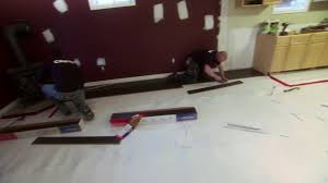 Installing Laminate Flooring In Basement On Concrete Laminate Flooring For Basements Hgtv