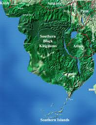 Amazon Maps Maps Of The Hyborian Age
