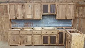 custom kitchen cabinets made to order buy crafted reclaimed rustic kitchen cabinets made to