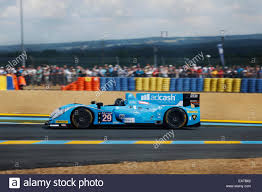 nissan race car pegasus racing lmp2 morgan nissan race car at le mans 24h race in