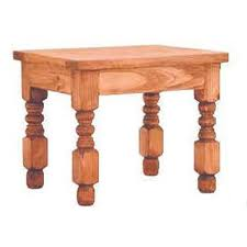 rustic pine end table shop million dollar rustic lyon natural pine end table at lowes com