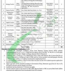 journalists jobs in pakistan airport security fauji foundation model schools job all pakistan january 2017