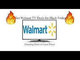 walmart led tv black friday walmart tv deals for black friday 2016 youtube