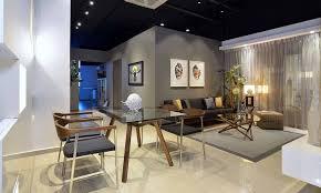urban modern interior design residential interior showroom evoking an urban feel life style