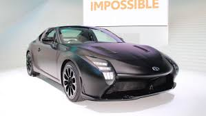 si e auto sport toyota gr hv sports concept 2017 autobild de
