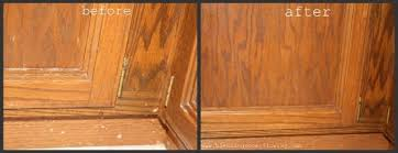 how to clean cabinets with vinegar clean kitchen days clean all woodwork wood