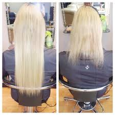 hair extension canada hot fusion hair extensions before application and after