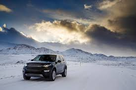 land rover snow land rover u0027s new discovery sport unnamedproject