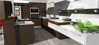 logiciel de cuisine plan cuisine 3d simple dessiner sa cuisine en d dessiner plan