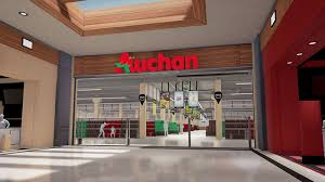 auchan siege social v cult 3d web to enhance brand performance