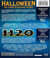halloween the curse of michael myers halloween h20 blu ray