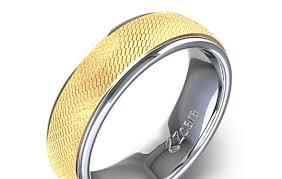 wedding rings mens gold wedding ring wonderful mens two tone
