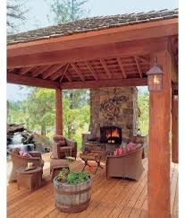 Outside Ideas For Patios 143 Best Fall Decorating Ideas For Your Porch Deck And Outdoor