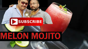 bacardi mojito recipe melon mojito mocktail recipe at home melon smoothie dessert