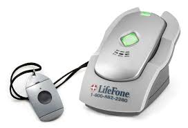 Technology At Home Gps Voice In Pendant With Optional Fall Detection Lifefone
