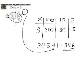 showme bus stop division decimals