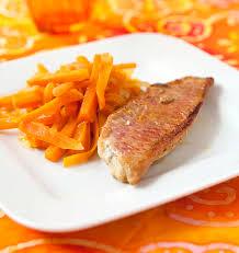 cuisiner rouget filets de rougets et carottes glacées au miel les meilleures