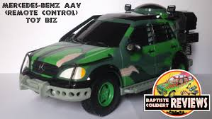 jurassic park car mercedes video review 1997 toy biz jurassic park tlw unboxing mercedes benz