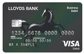 debit card business debit card cards business banking lloyds bank