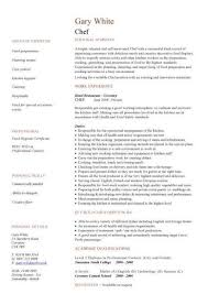 Prep Cook Resume Examples Prep Cook Resume Sample Chef Resume Templates Chef Resume