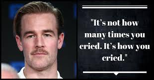 James Van Der Memes - james van der beek crying meme blank van best of the funny meme