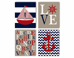 baby boy nautical nursery decor boys room nautical decor
