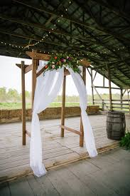 wedding arch plans free diy wooden wedding arch with colorful flowers burdoc farms