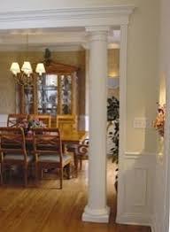 interior pillars decorative columns columns architecture i elite trimworks